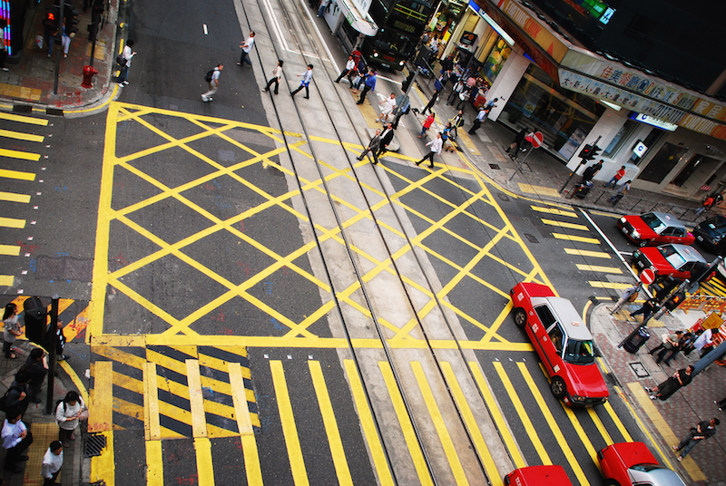 HK Central Crossing