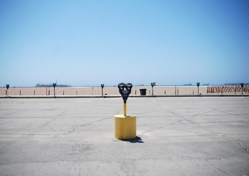 Long Beach Meter, L.A.