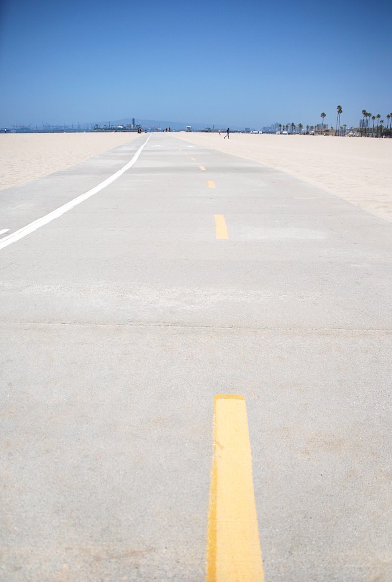 Long Beach Path, L.A.