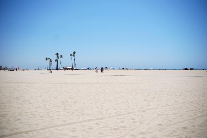 Long Beach, L.A.