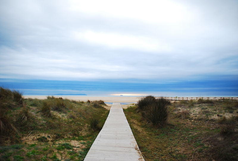 Tarifa Boardwalk, Spain
