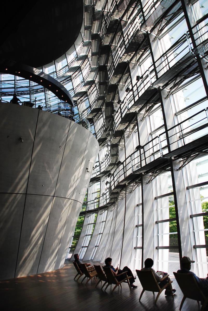 Tokyo Art Museum, Japan
